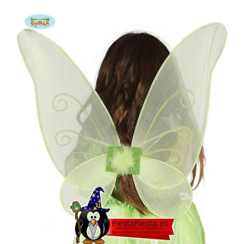 Alas Verdes Mariposa 46 Cms.