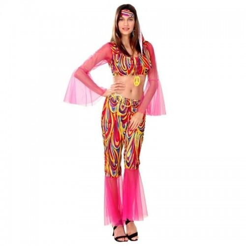 Hippie Top Rosa