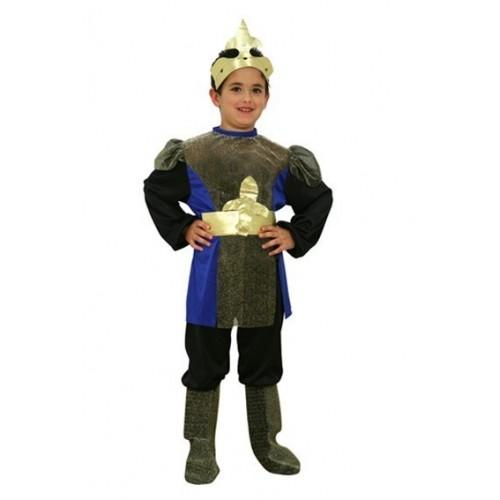 Rey Medieval Azul