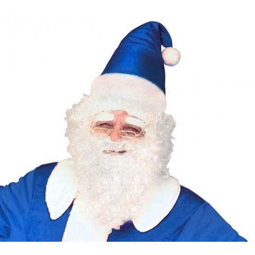 Gorro Noel Azul