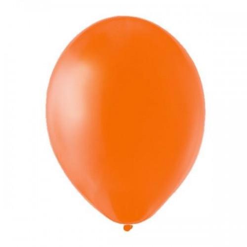 Bolsa 100 Globos 7 G Naranja