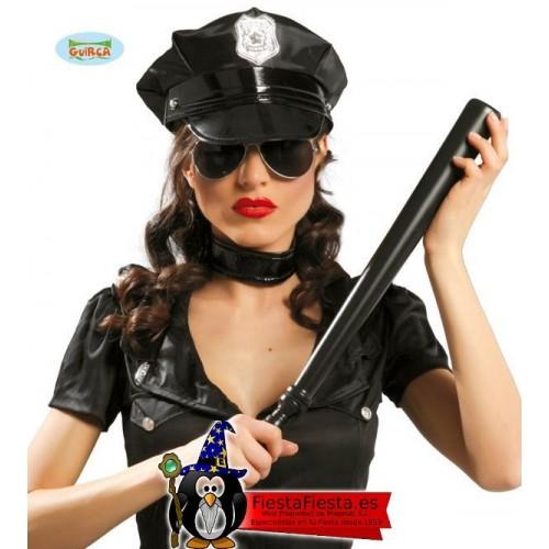 Porra Policia Plastico