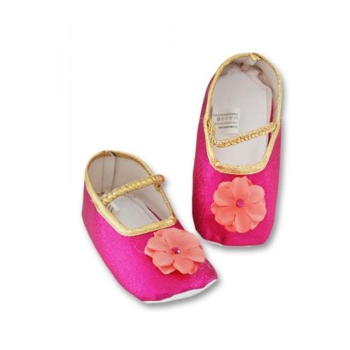 Zapato Princesa Fucsia Infantil