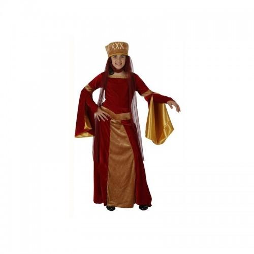 Disfraz Dama Medieval Terciopelo