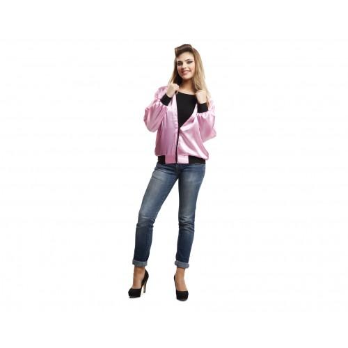 Chaqueta Rockera Pink Lady Adulto