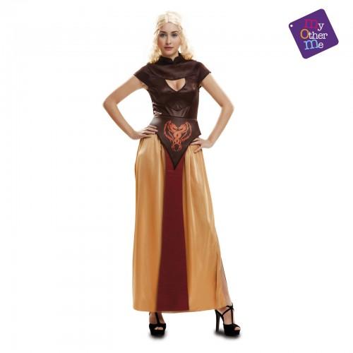 Princesa de Tronos tipo Khaleesi S