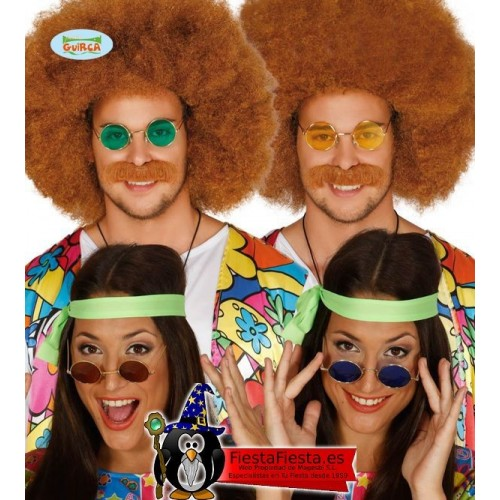Gafas Hippie Redondas Lennon