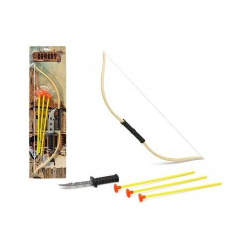 Arco 50 Cms.con Flechas y Puñal