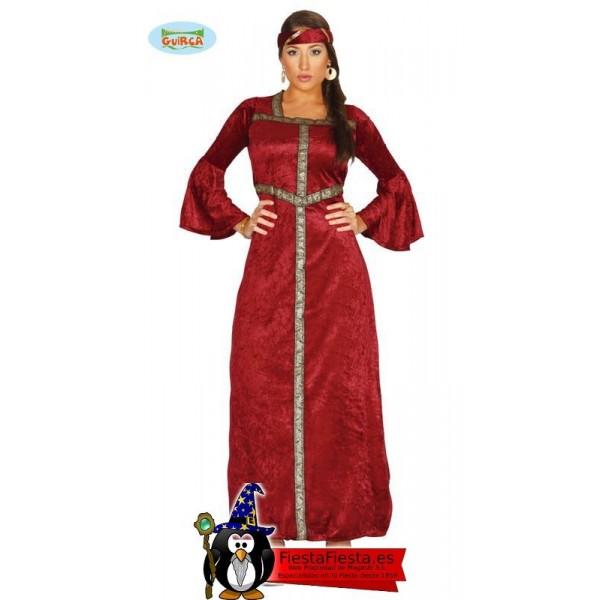 Disfraz Medieval Dama Renacimiento