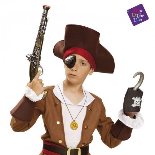 Conjunto Pirata 4 Piezas