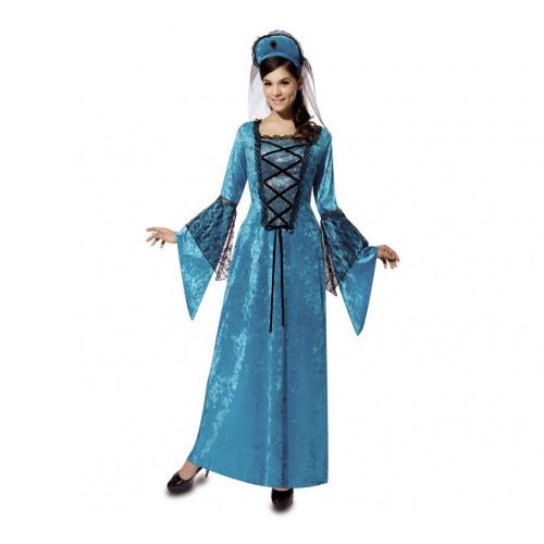 Princesa Medieval Azul ML