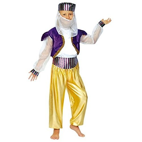 Disfraz Bailarina Arabe Aladdin