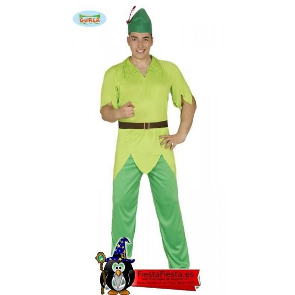 Disfraz Arquero  Robin Hood Peter pan