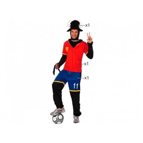 Disfraz Mascota España