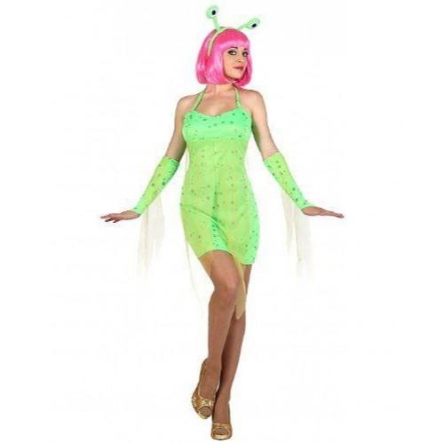 Alienigena Chica Verde ML