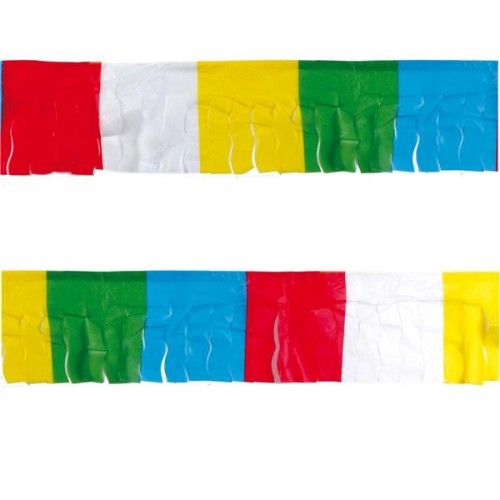 Fleco Plastico Multicolor  25m.