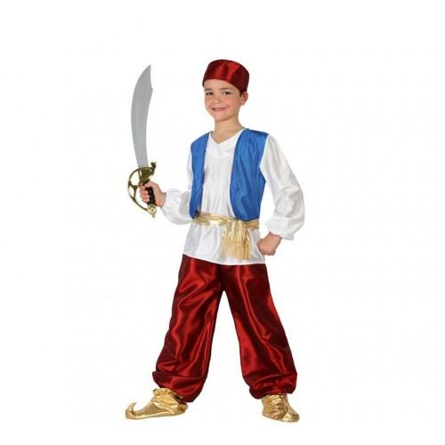 Disfraz Principe Arabe Aladdin 7 a 9