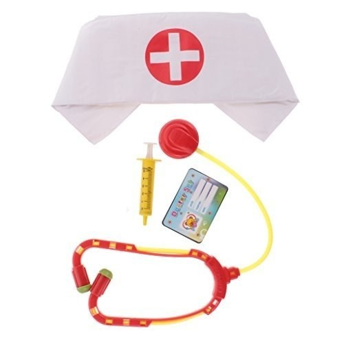 Kit Disfraz Enfermera