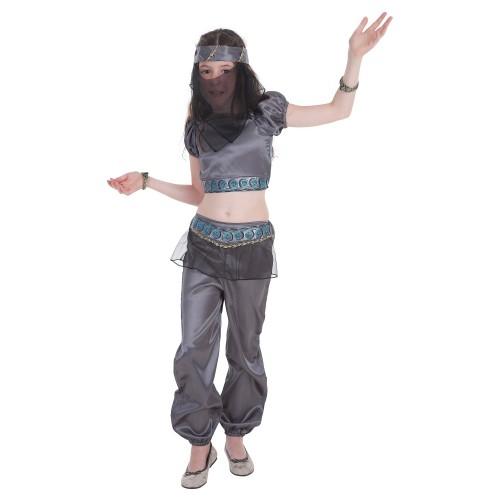 Disfraz Bailarina Arabe Gris 4 a 6