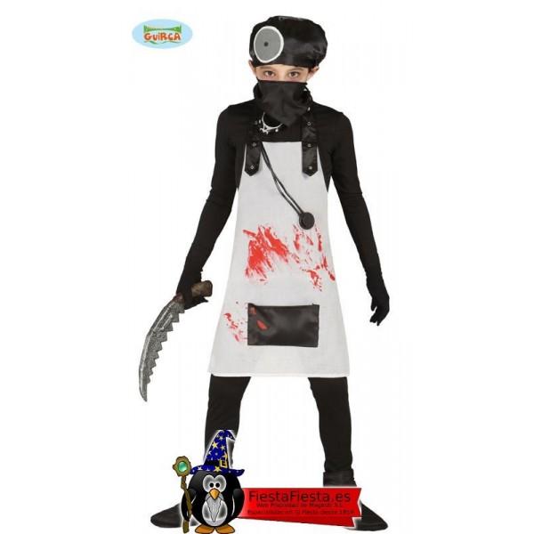 Disfraz Doctor Sangre Infantil
