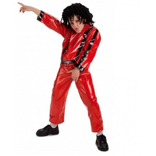 Disfraz Michael Jackson Thriller 10 a 12