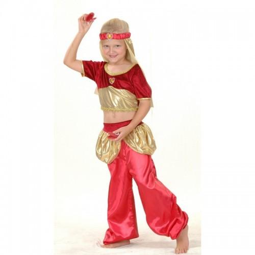 Bailarina Arabe Roja