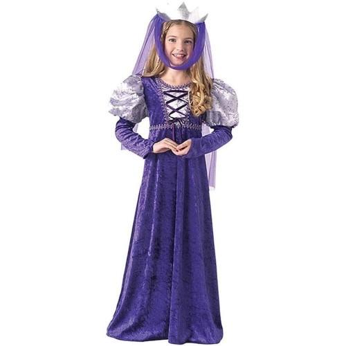 Princesa Lila Terciopelo 5 a 6
