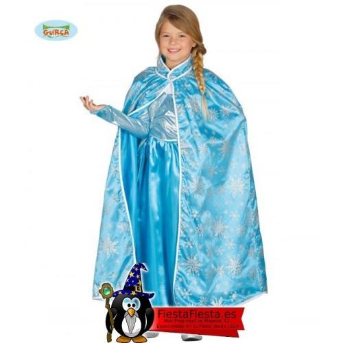 Capa Princesa Elsa Frozen