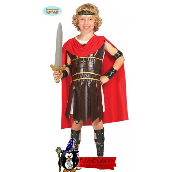 Guerrero Romano Infantil 10-12 Años