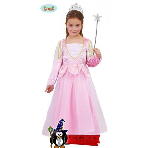 Princess Infantil Talla 7-9 Años