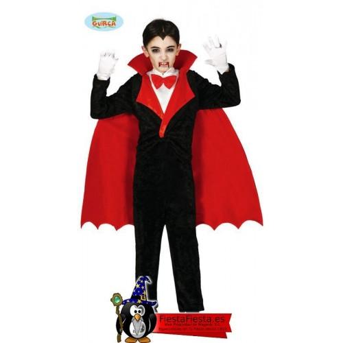 Vampiro Infantil Talla 10-12 Años