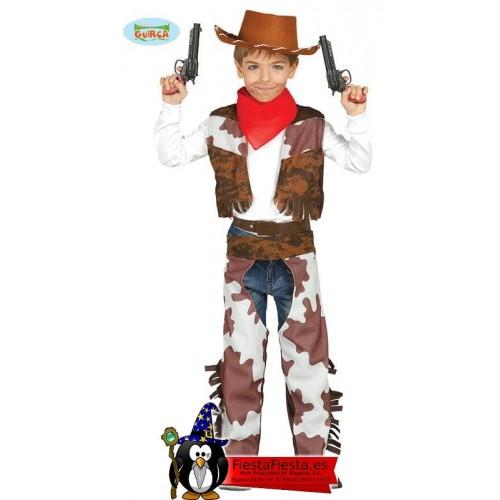 disfraz vaquero infantil niño