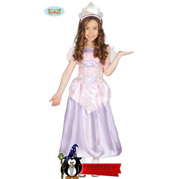 Purple Princess 3-4 Años