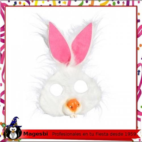 Antifaz Conejo Peluche