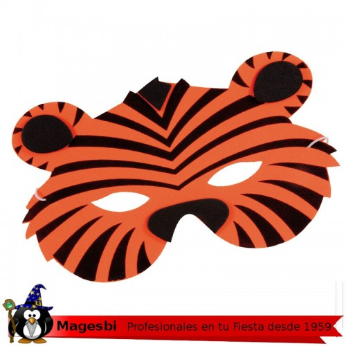 Antifaz Tigre Foam