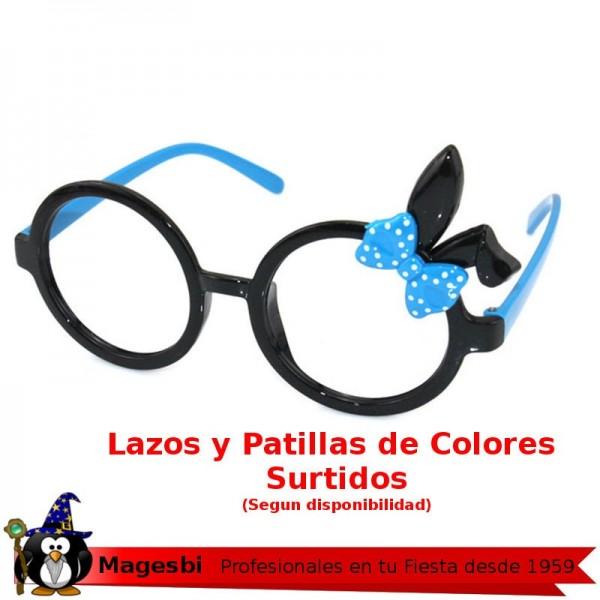 Gafas Montura Conejita - Magesbi Especialistas en Tu Fiesta desde 1959