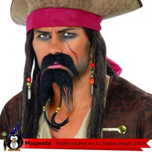 Perilla Jack Sparrow Disfraz