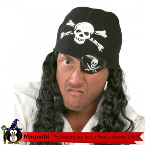 Gorro Tejido Pirata