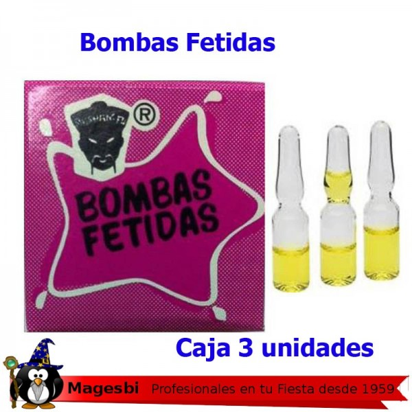 Bombas fétidas