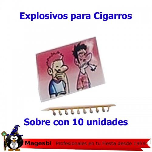 Fulminantes para cigarrillos