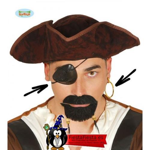 Pack 2 Pendientes Pirata CLIP