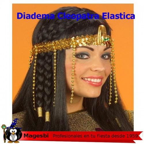 Diadema Cleopatra perlas