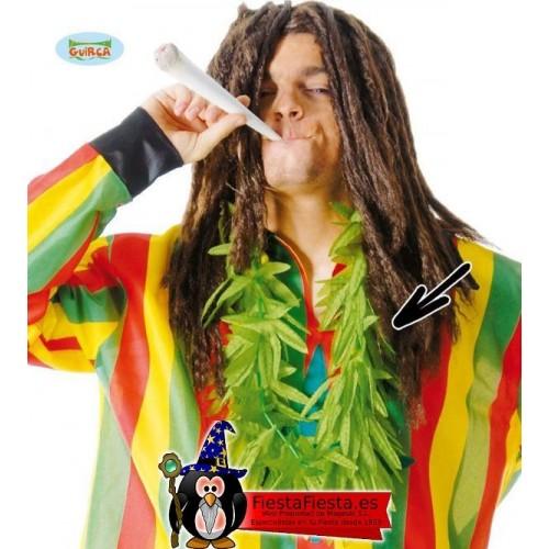 Collar Hojas Marihuana