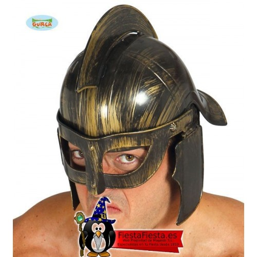 Casco Griego Romano Soldado