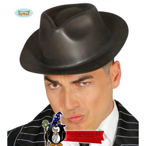 Sombrero Ganster Negro E.V.A.
