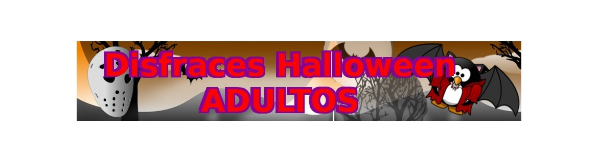 Disfraces Halloween Adulto