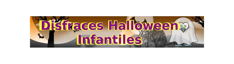 Disfraz Halloween Infantiles