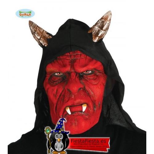 Careta Diablo Capucha