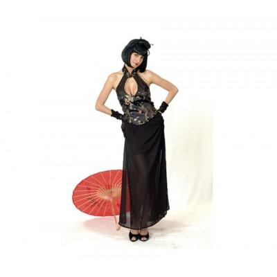 Dama China Negra