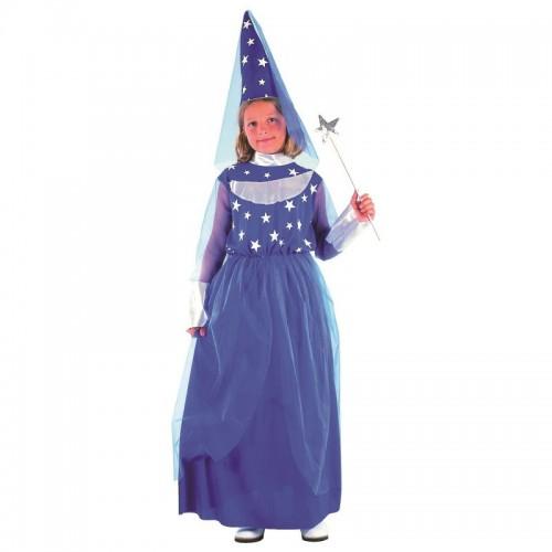 Hada Azul Estrellas